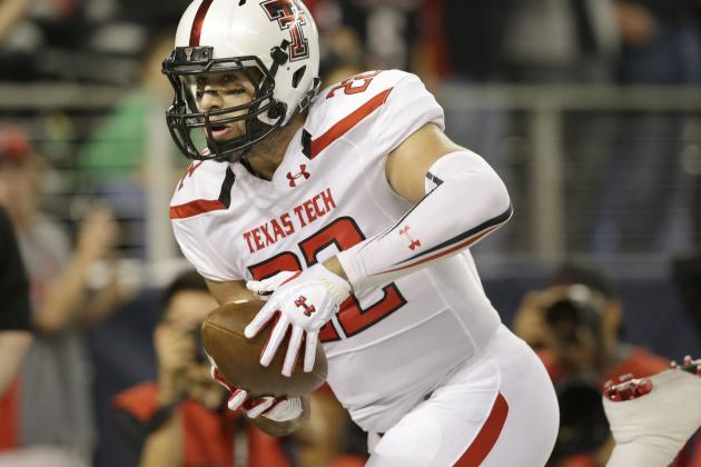 Atlanta Falcons Draft Countdown: Making the Case for TE Jace Amaro