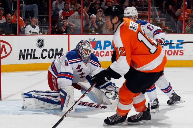NY Rangers vs. Philadelphia Flyers: Game 5 Preview, TV Info and Prediction
