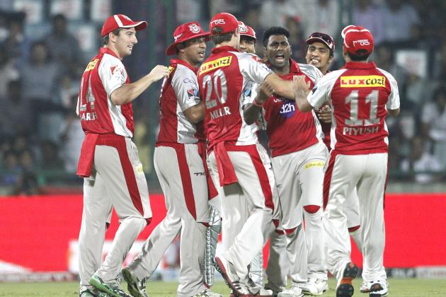 Kings XI Punjab vs. Royal Challengers Bangalore, IPL: TV Info and Preview
