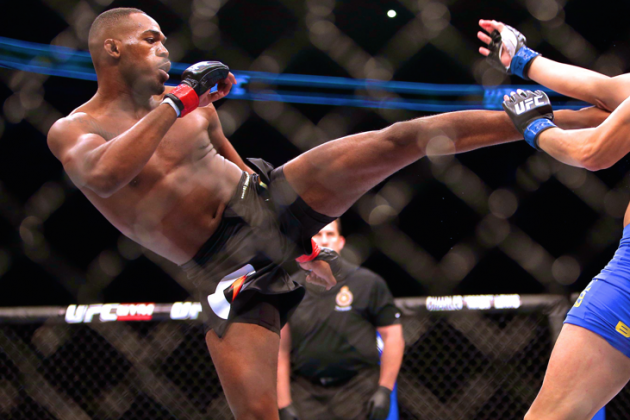 UFC 172 Live Results, Play-by-Play and Fight Card Highlights