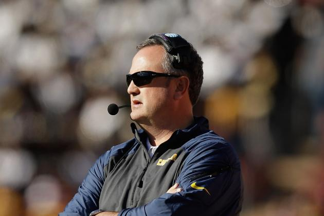 Cal Coach Sonny Dykes Encouraged by Spring Football Practices