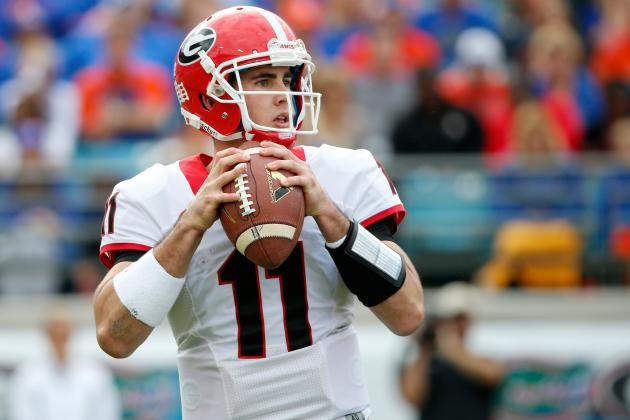 Report: Aaron Murray Will Work out for St. Louis Rams Next Week