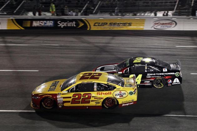 NASCAR at Richmond 2014: Live Results and Analysis from Toyota Owners 400
