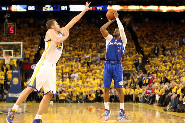 NBA Playoffs 2014: Predicting Which Teams Will Even Their Series on Sunday