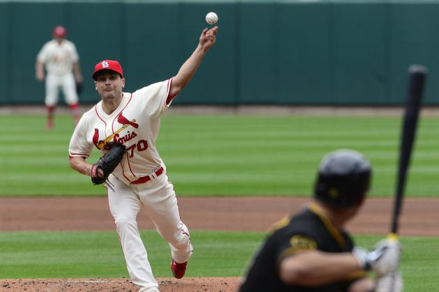 Lyons Inconsistent, Cards Offense Consistently Bad in 6-1 Loss