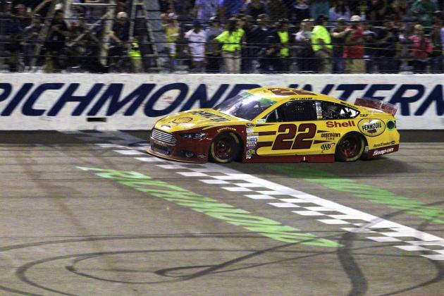 NASCAR at Richmond 2014 Results: Winner, Standings, Highlights and Reaction