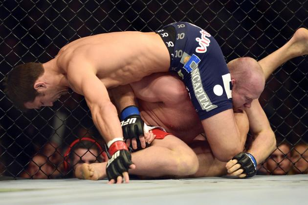 Tim Boetsch vs. Luke Rockhold: What We Learned from Middleweight Tilt