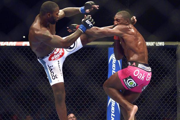 Phil Davis vs. Anthony Johnson: What We Learned from UFC 172 Co-Main Event