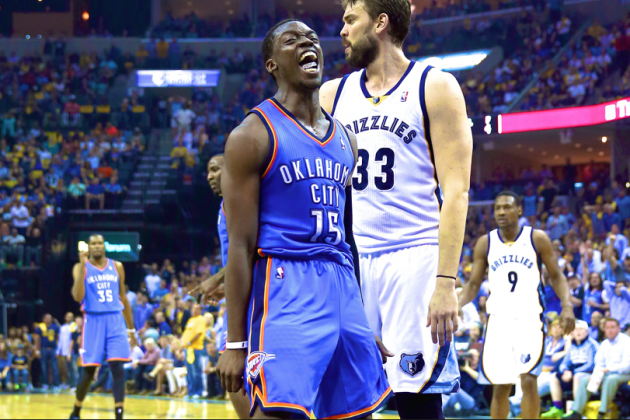 Thunder vs. Grizzlies Game 4: Live Score, Highlights and Reactions