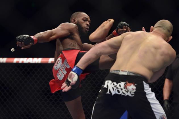 UFC 172 Results: Winners, Final Scorecards and Analysis