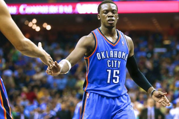 Reggie Jackson Bails out Kevin Durant, Russell Westbrook in OKC's Game 4 Win