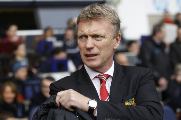 Tottenham Fans Sing 'We Don't Want David Moyes' as Manager Next Season
