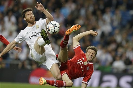 Champions League 2014: Bayern vs. Real Madrid Live Stream, Stats and Form Guide