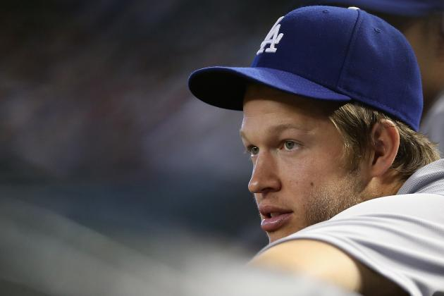 Team Taking Cautious Approach with Kershaw