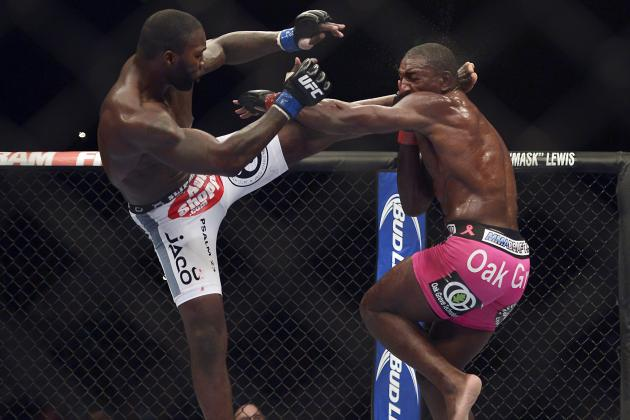 Phil Davis vs. Anthony Johnson Results: Rumble's Win a Good Sign for UFC Return