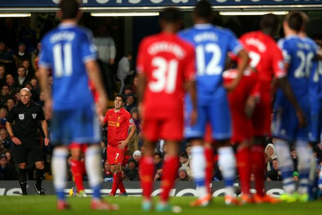 Liverpool vs. Chelsea: Live Player Ratings for Both Teams