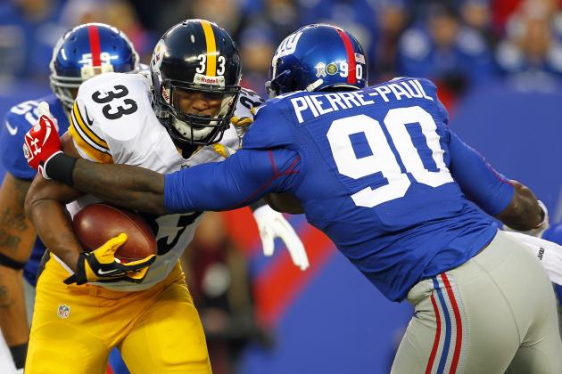 Healthy Jason Pierre-Paul Could Be Best Offseason News for NY Giants