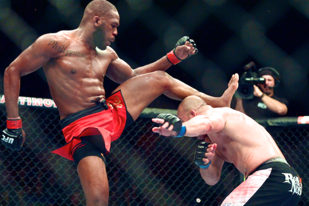 Jon Jones Breezes by Glover Teixeira, Sets LHW Class Up for Another Banner Year