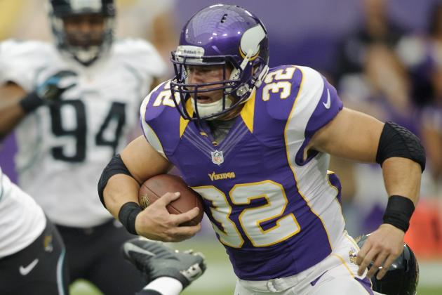Toby Gerhart: I Can Be 'Dominant' for Jaguars