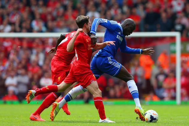 Liverpool vs. Chelsea: Premier League Live Score, Highlights, Report