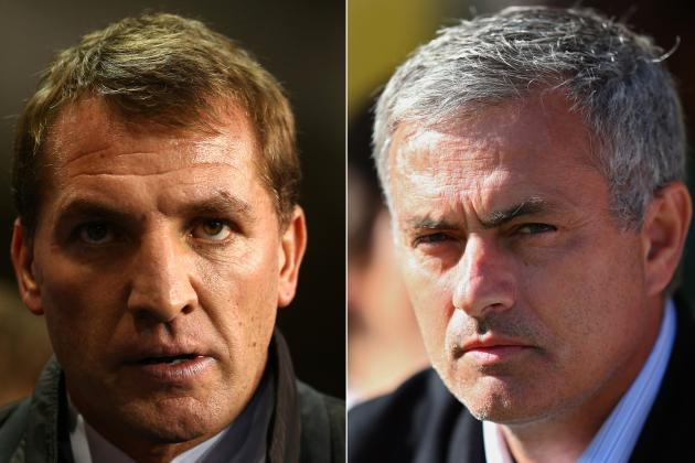 Liverpool vs. Chelsea: Post-Match Reaction from Brendan Rodgers, Jose Mourinho