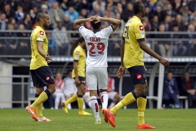 Paris Saint-Germain Held by Sochaux as Laurent Blanc Shows Tactical Weakness