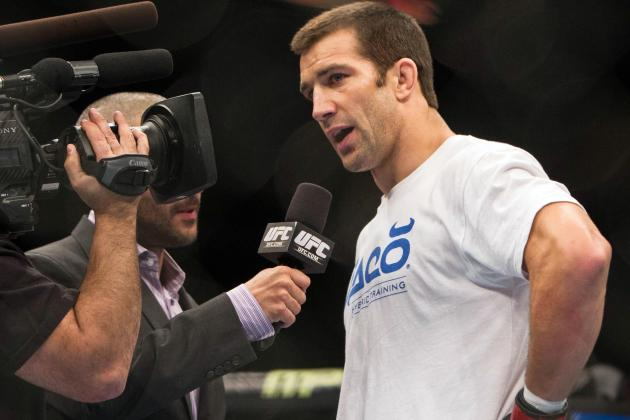 UFC 172 Results: Luke Rockhold's Jiu-Jitsu Perfection