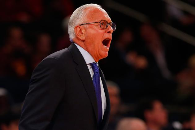 To Land Larry Brown, SMU Roughly Quadrupled Its Basketball Coach Pay