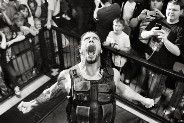 WWE: Roman Reigns' Spot on Top Isn't Guaranteed
