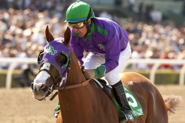 2014 Kentucky Derby Horses: Top Contenders to Win Triple Crown's First Leg