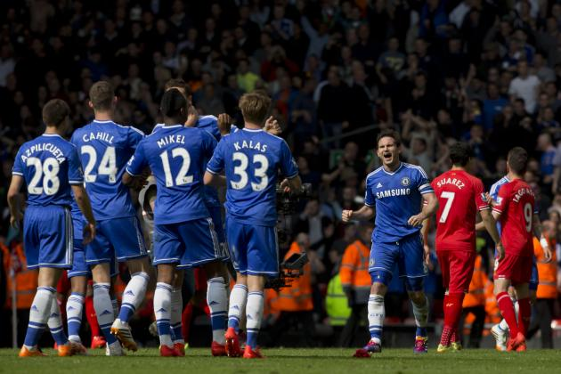 Premier League Week 36 Standout Stats: Chelsea Bus Stops Liverpool Freight Train
