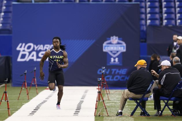 NFL Mock Draft 2014: Best Bets for Each 1st-Round Selection
