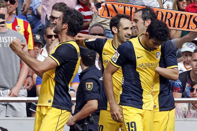 Valencia vs. Atletico Madrid: Score, Grades and Post-Match Reaction