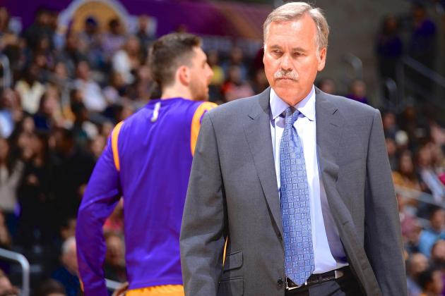 Will LA Lakers, Mike D'Antoni Be Stuck with One Another for One More Season?