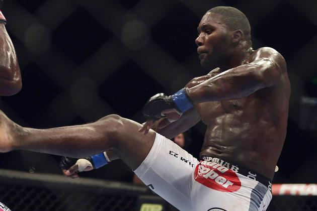 UFC 172 Results: Rumble's One-Sided Win Leaves Him Divisionally Handcuffed