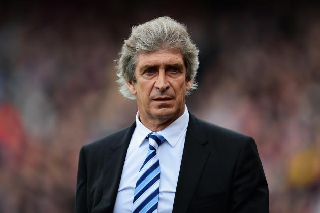 Crystal Palace vs. Manchester City: Reaction from Tony Pulis, Manuel Pellegrini