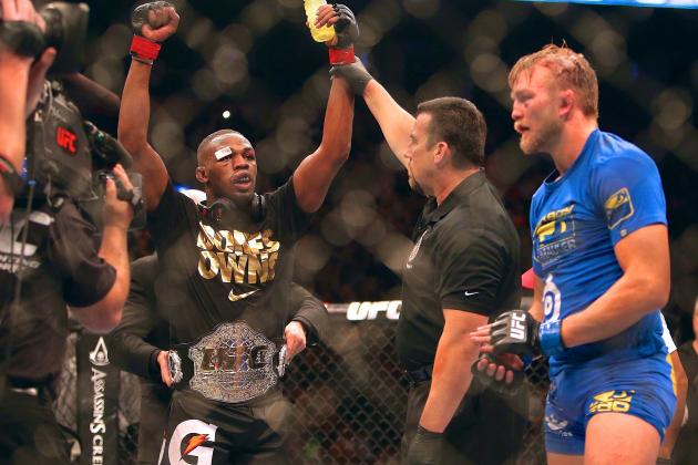 Dana White Says UFC Considering Jon Jones vs. Alexander Gustafsson II in Sweden