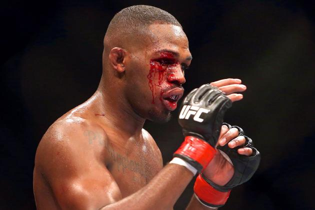 Dana White: Jon Jones Has Fought Tougher Opponents Than GSP and Anderson Silva