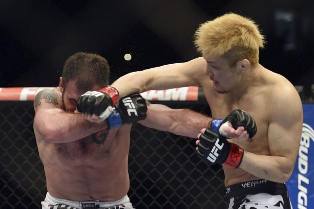 Takanori Gomi Is Willing to Give Up Drinking for UFC Title Shot