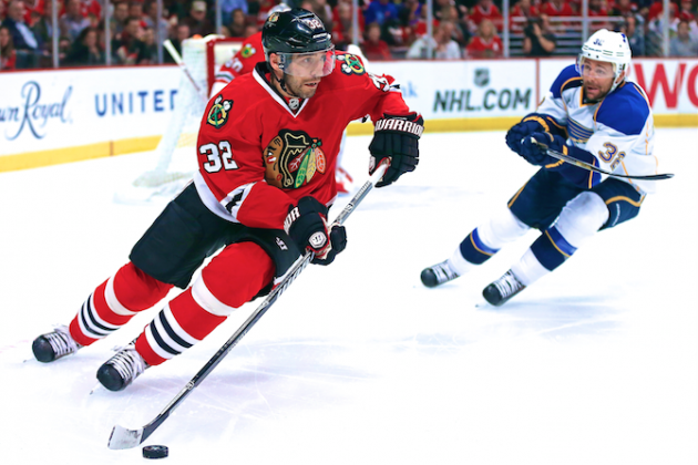 St. Louis Blues vs. Chicago Blackhawks Game 6: Live Score and Highlights