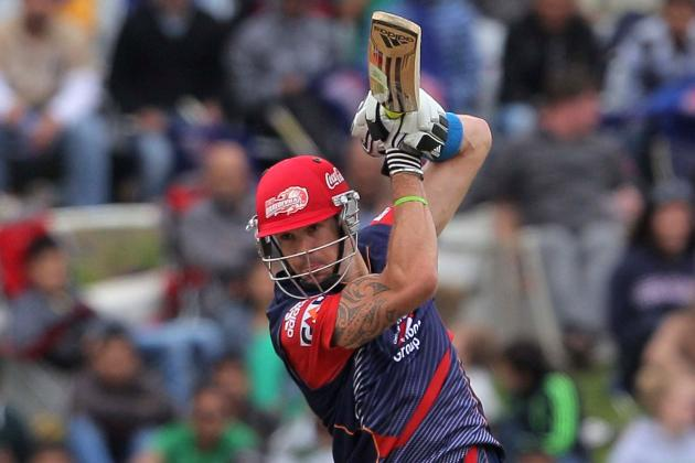 Kevin Pietersen Improves, the Delhi Daredevils Improve as IPL 7 Continues
