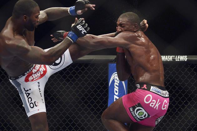 UFC 172: Phil Davis and the Worst Week Ever