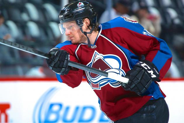 Nathan MacKinnon's Legend Growing After OT Winner Adds to Incredible 1st Round