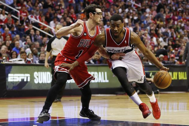 Chicago Bulls vs. Washington Wizards: Postgame Grades and Analysis