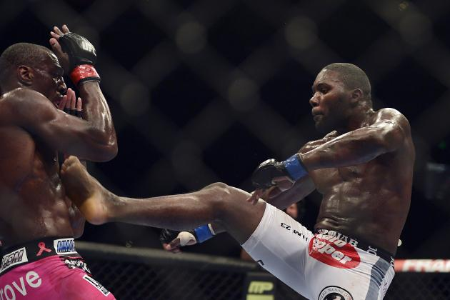 UFC 172 Results: 3 Fights for Anthony Johnson to Take Next