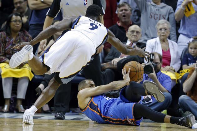 Is This OKC Thunder vs. Memphis Grizzlies Matchup the Best Yet?