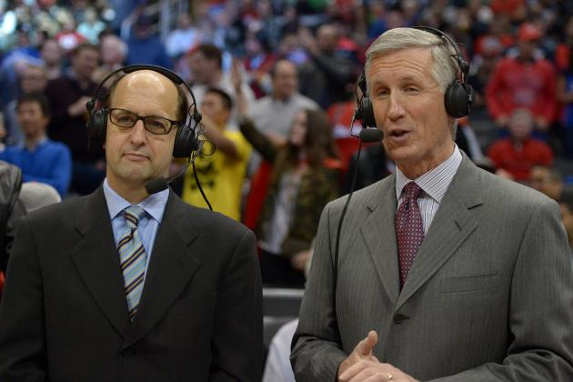 Jeff Van Gundy Claims NBA League Office 'Tried to Hurt Me with My Bosses'