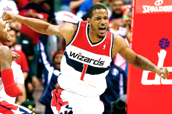 Bulls vs. Wizards: Game 4 Score and Twitter Reaction from 2014 NBA Playoffs
