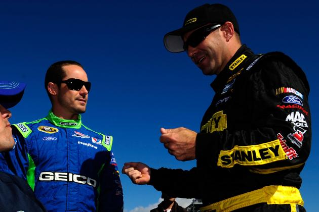 How Should NASCAR Handle Marcos Ambrose and Casey Mears' Unexpected Brawl?