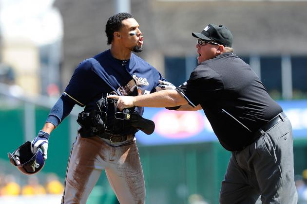 Carlos Gomez Suspension Perpetuates Brawling as MLB Enforcement Method